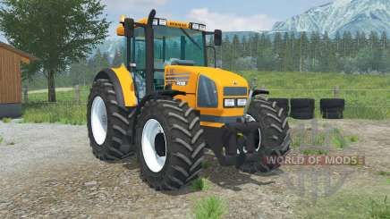 Renault Ares 610 RZ More Realistic для Farming Simulator 2013