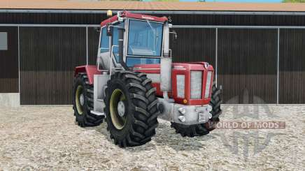 Schluter Super-Trac 2500 VL brick red для Farming Simulator 2015