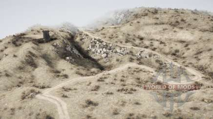 Foothills of Armenia для MudRunner