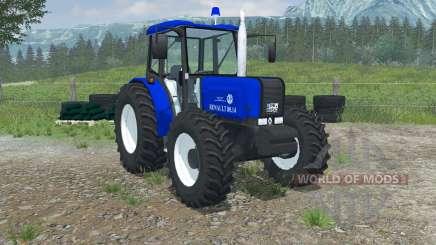 Renault 80.14 medium blue для Farming Simulator 2013