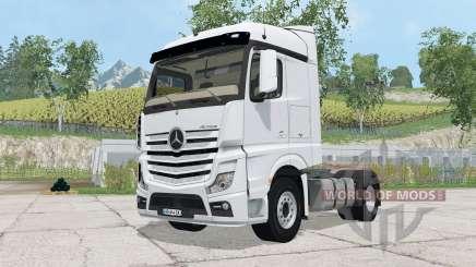 Mercedes-Benz Actros для Farming Simulator 2015