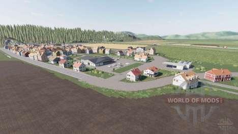 Falkland для Farming Simulator 2017