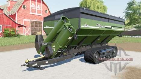 Elmers HaulMaster для Farming Simulator 2017