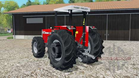 Massey Ferguson 299 для Farming Simulator 2015