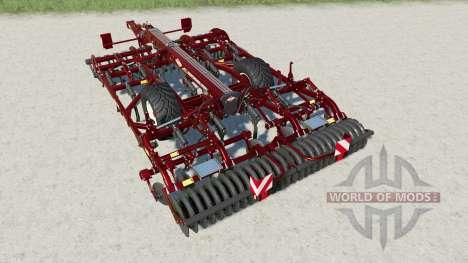 Kuhn Performer 4000 для Farming Simulator 2017