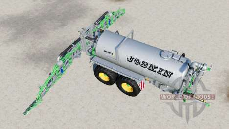 Joskin Modulo2 16000 MEB для Farming Simulator 2017