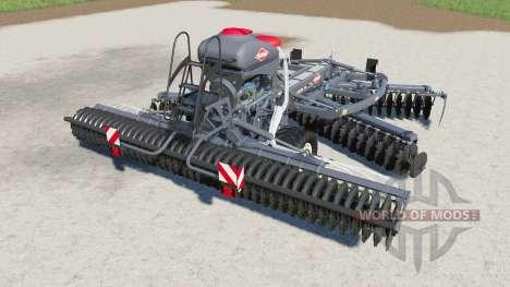Kuhn Discolander XM 52 для Farming Simulator 2017