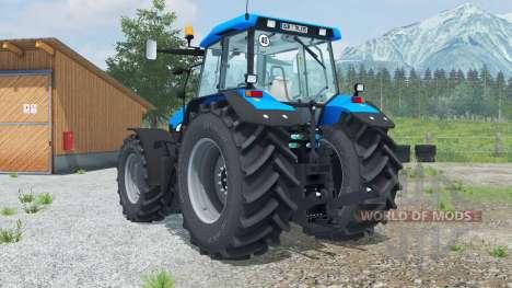 New Holland TM 190 для Farming Simulator 2013