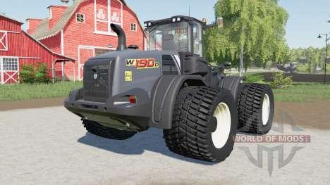 New Holland W190D для Farming Simulator 2017