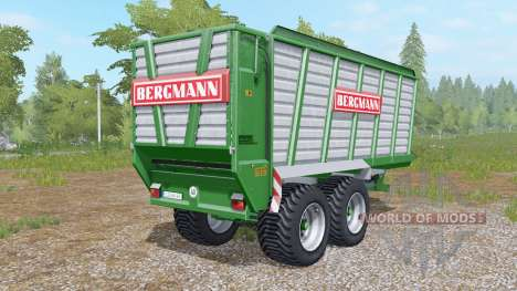 Bergmann HTW 40 для Farming Simulator 2017