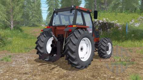 Fiat 88-94 DT для Farming Simulator 2017