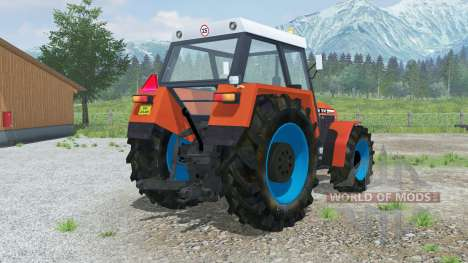 Zetor 16145 Turƅo для Farming Simulator 2013