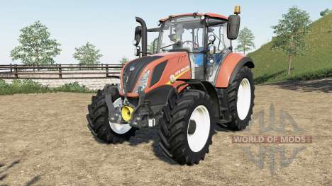 New Holland T5-series для Farming Simulator 2017