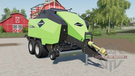 Deutz-Fahr Bigmaster 5912 D для Farming Simulator 2017