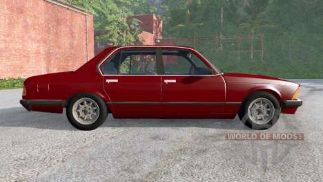 BMW 733i (E23) 1979 для BeamNG Drive