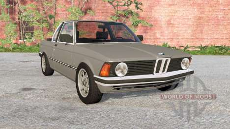 BMW 318i Top Cabriolet (E21) 1980 для BeamNG Drive