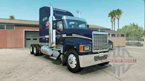 Mack Pinnacle для American Truck Simulator