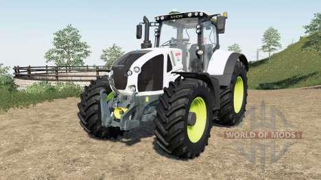 Claas Axion 900 для Farming Simulator 2017