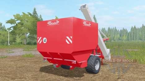 Stade ZW4010 для Farming Simulator 2017
