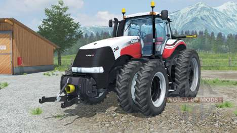 Case IH Magnum 340 25th aniversary для Farming Simulator 2013