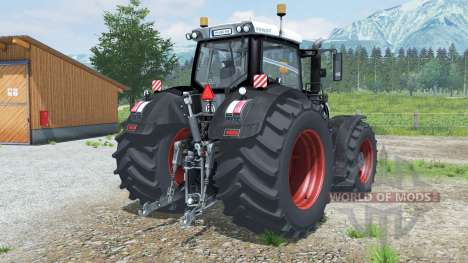 Fendt 939 Vario Black Edition для Farming Simulator 2013
