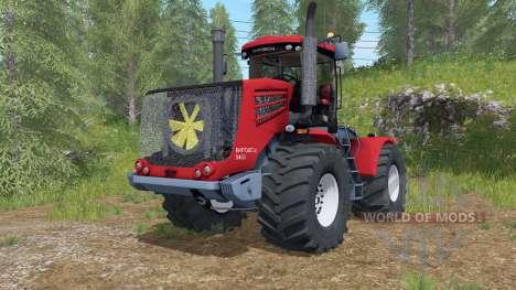 Кировец К-9450 для Farming Simulator 2017