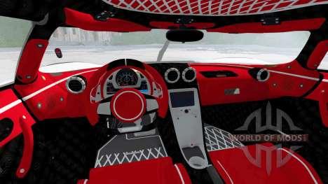 Koenigsegg Agera RS 2015 для BeamNG Drive