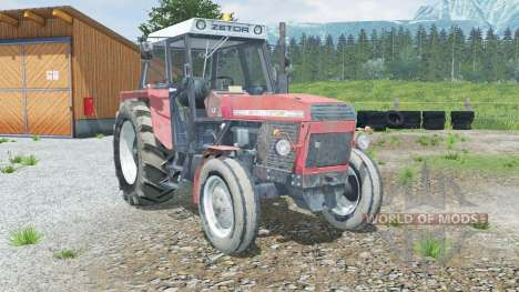 Zetor 12111 для Farming Simulator 2013