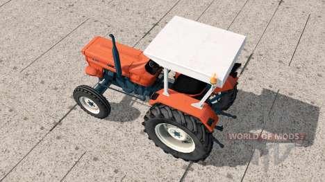 Fiat 400 для Farming Simulator 2017