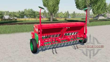 Unia Poznaniak DXL для Farming Simulator 2017