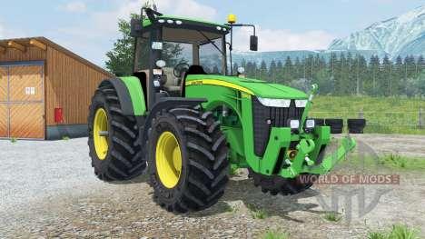 John Deere 8260R для Farming Simulator 2013