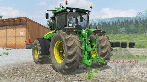 John Deere 8530 для Farming Simulator 2013
