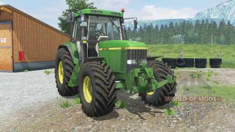 John Deere 6800 для Farming Simulator 2013