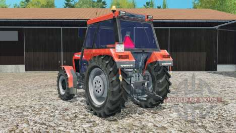 Ursus 1014 для Farming Simulator 2015