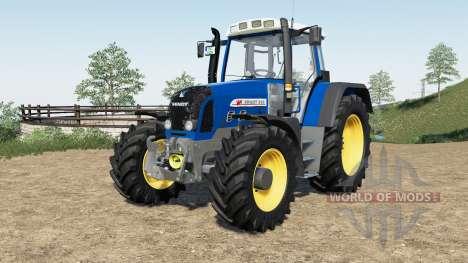 Fendt 800 Vario TMS для Farming Simulator 2017