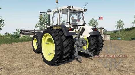 Fendt Favorit 500 C Turboshift для Farming Simulator 2017