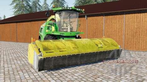 John Deere 8000i для Farming Simulator 2017