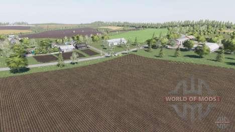 Село Ягодное для Farming Simulator 2017