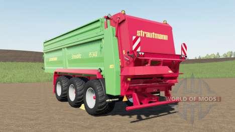 Strautmann PS 3401 для Farming Simulator 2017