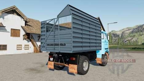 IFA W50 для Farming Simulator 2017