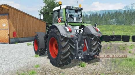 Fendt 828 Vario для Farming Simulator 2013