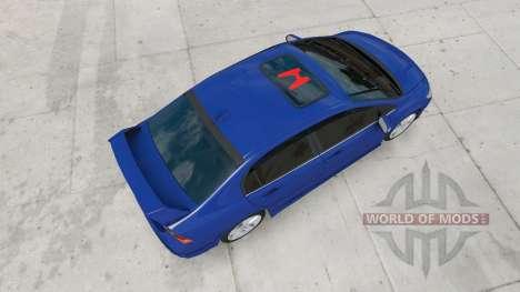 Honda Civic для American Truck Simulator