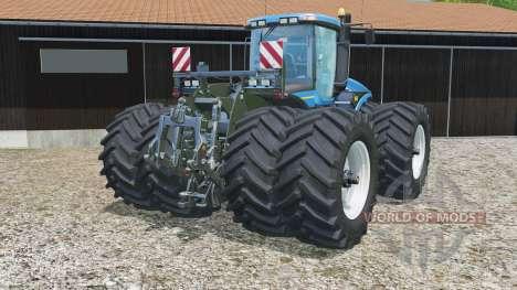 New Holland T9.565 для Farming Simulator 2015