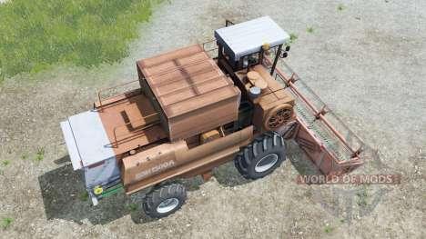 Дон-1500А для Farming Simulator 2013