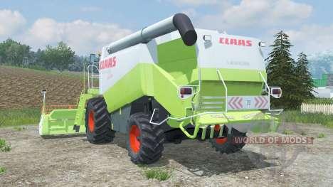 Claas Lexion 460 для Farming Simulator 2013
