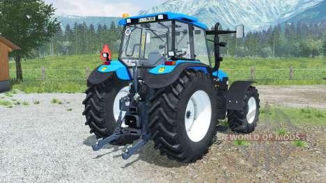 New Holland TM 150 для Farming Simulator 2013