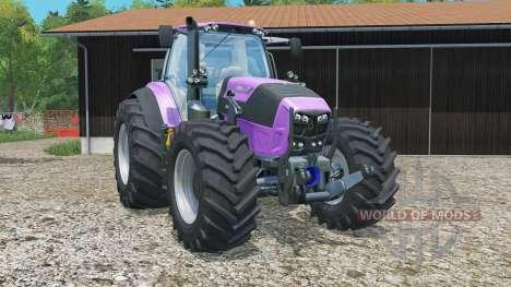 Deutz-Fahr 7250 TTV Agrotron для Farming Simulator 2015