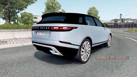 Land Rover Range Rover Velar R-Dynamic P380 HSE для Euro Truck Simulator 2