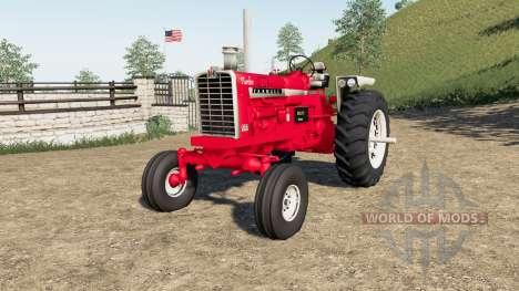 Farmall 1206 Turbo для Farming Simulator 2017