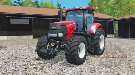 Case IH Puma 230 CVX для Farming Simulator 2015